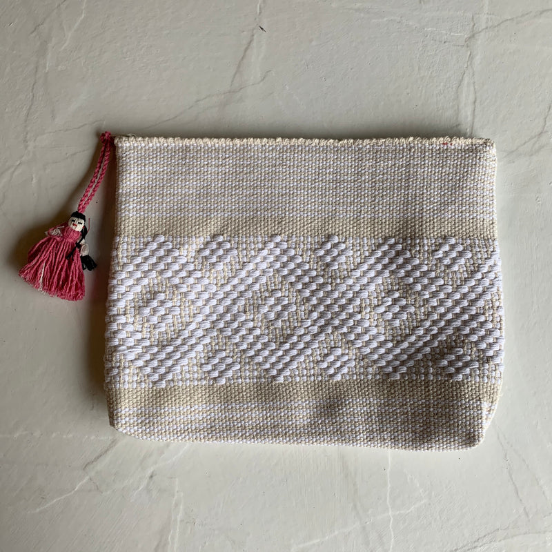 Woven Pouch - Large