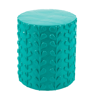 shop blue stool accent tables extra seating