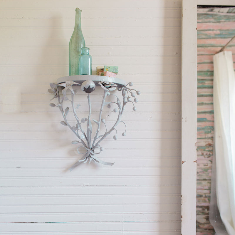 Bouquet Wall Shelf by Stray Dog Designs