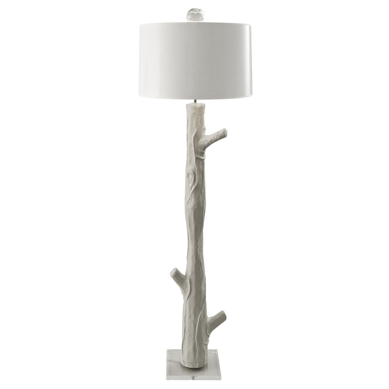 Blum Wood Floor Lamp