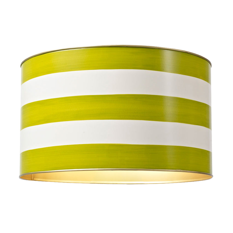 drum-shade-forest-moss-stripes