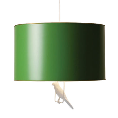green uncle walter drum pendant light