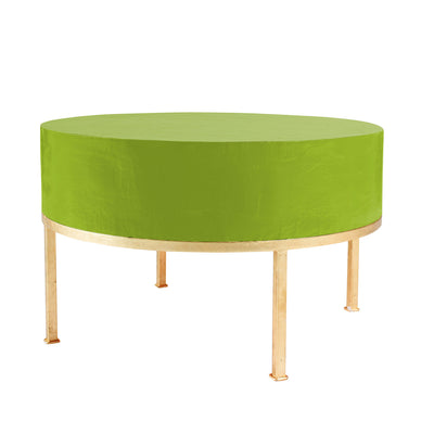 Ty Coffee Table by Stray Dog Designs in leaf green