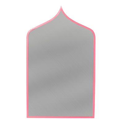 Pink Marrakesh Iron Mirror by Stray Dog Designs