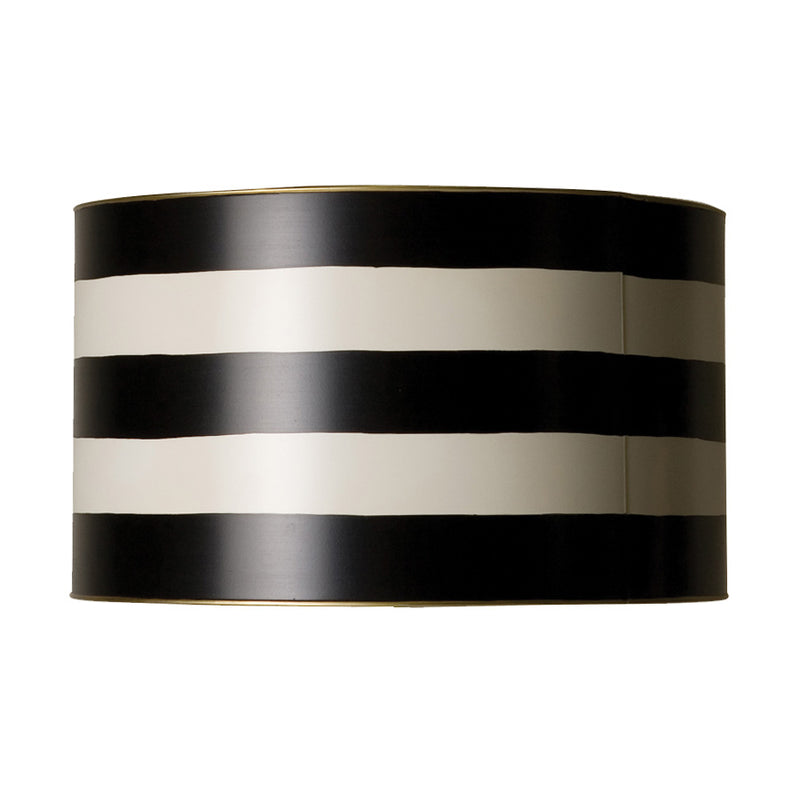 drum-shade-black-stripes