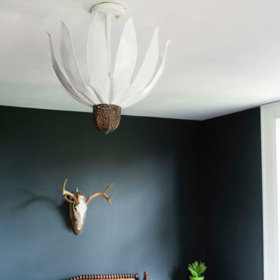 Coneflower Ceiling Light