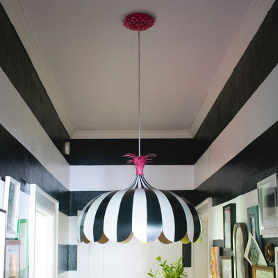 The Lala Tole Pendant Light for Stray Dog Designs