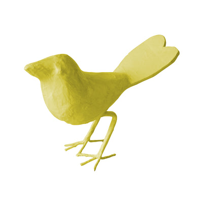 Love Bird, handmade in Mexico, bird sculpture