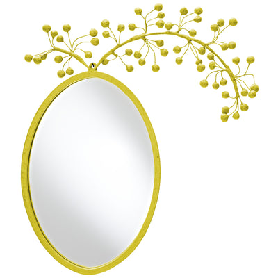 Vanessa Mirror, handmade in Mexico