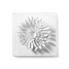 Chrysanthemum Flower Wall Tile White Paper Art Flower