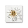 Passion Flower Wall Tile, handmade in Mexico