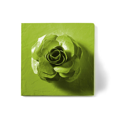 Rose Flower Wall Tile by Stray Dog Designs