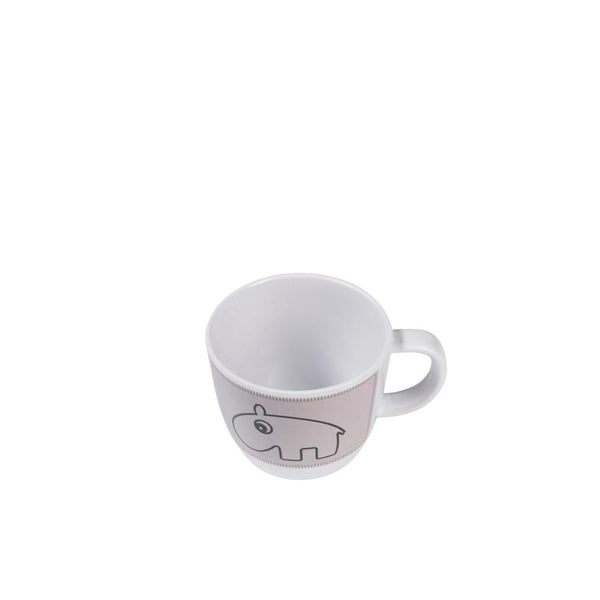 Done by Deer Contour Cup - Grey