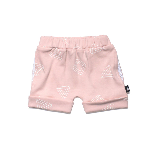 Anarkid (New Season) 3D Contrast Shorts