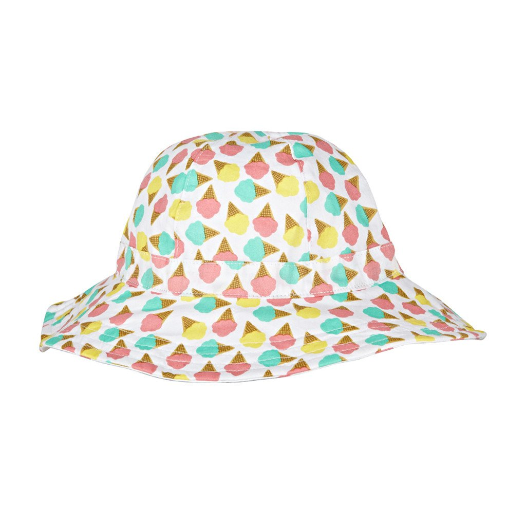 Acorn Summer Ice Cream Reversible Hat