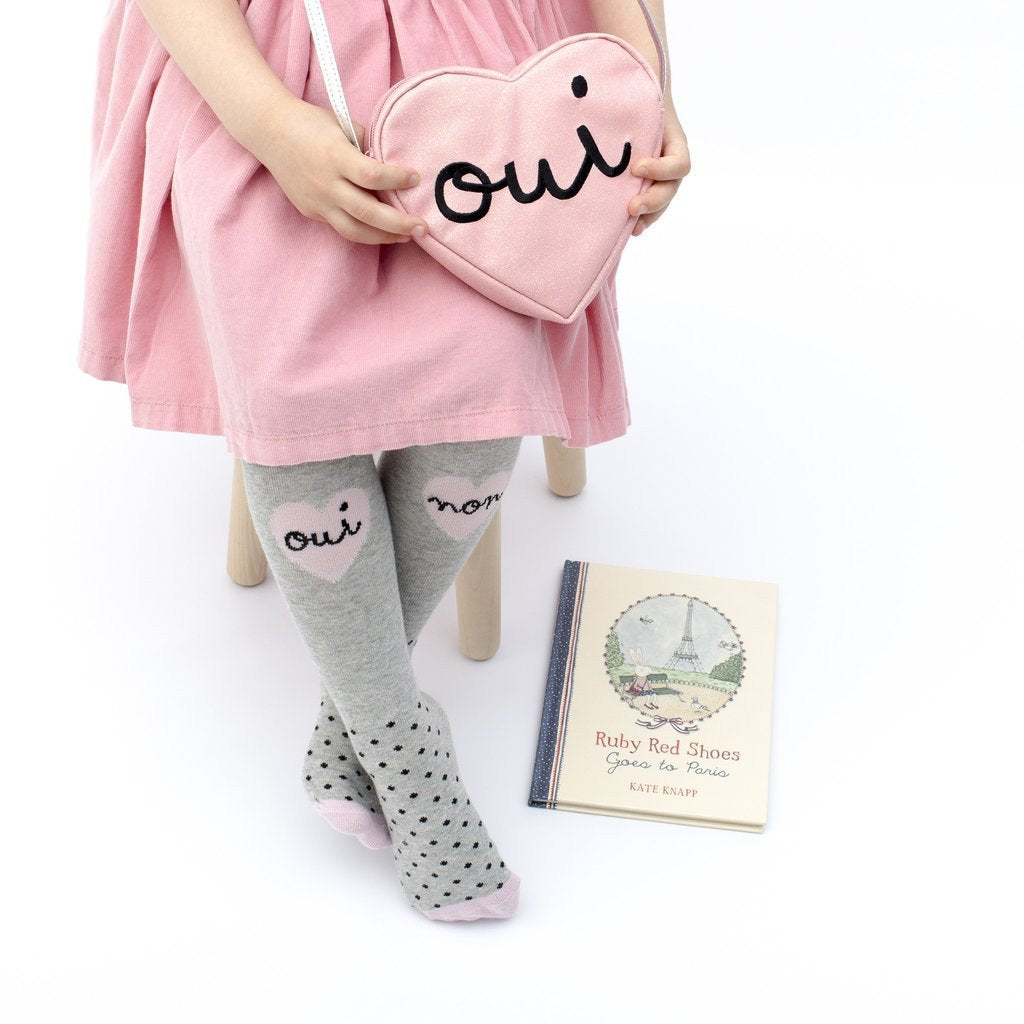 Billy Loves Audrey - Oui & Non Tights