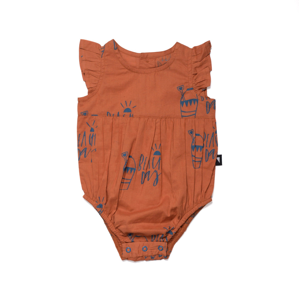 Anarkid (new season) Beach Day Bubble Suit Rust