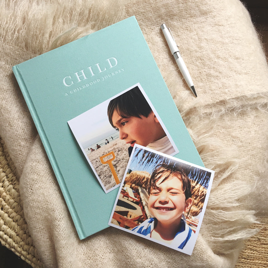 Write to Me Child - A Childhood Journey