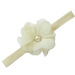 Headband Pearly Lou - Ivory