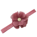 Headband Pearly Lou - Vintage Rose
