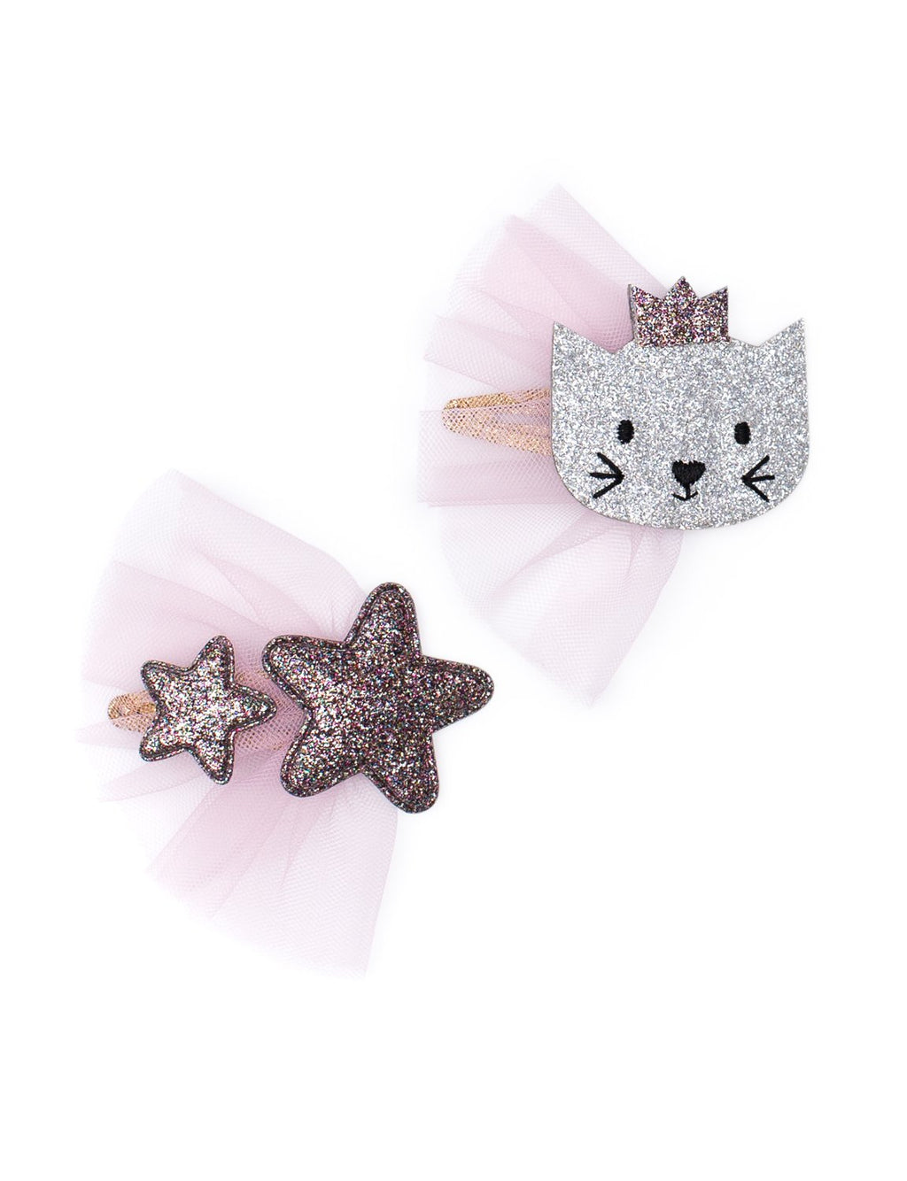 Billy Loves Audrey - Ballet Cat Hair Clips