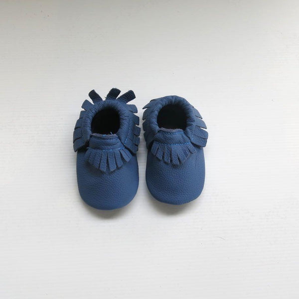 Rupert & Milla By George This Baby is Cute Moccs