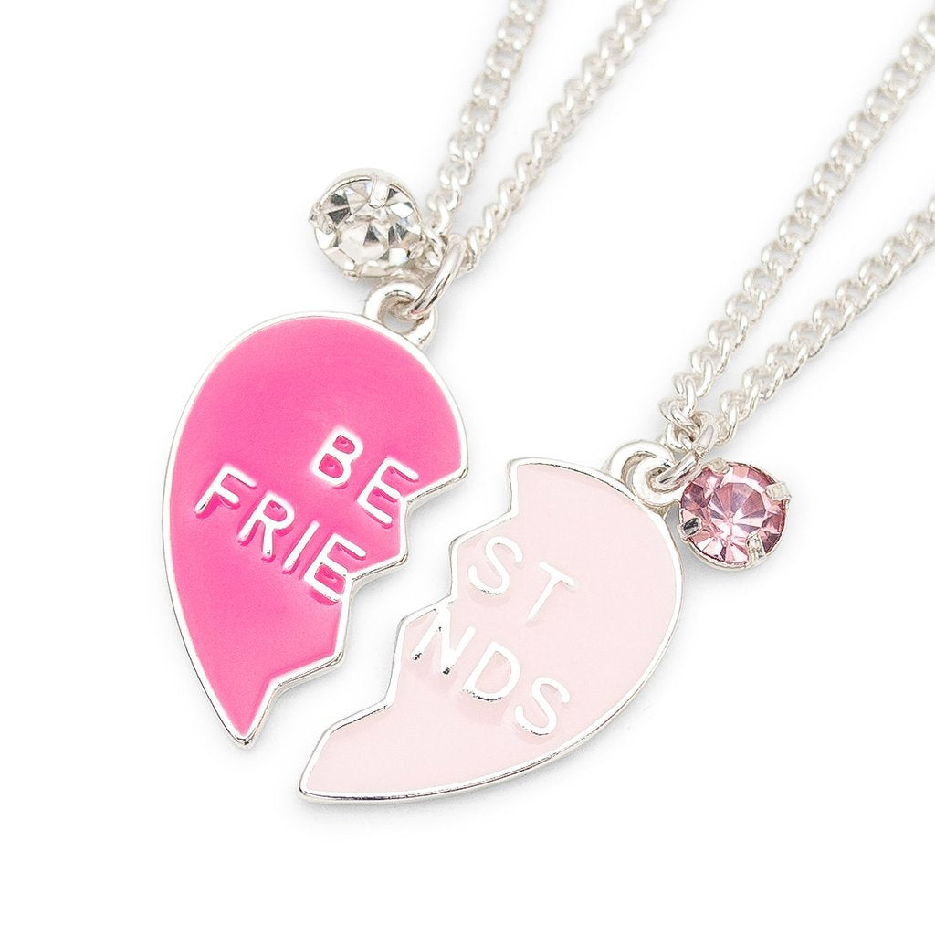 Lauren Hinkley BFF Heart Necklace Set