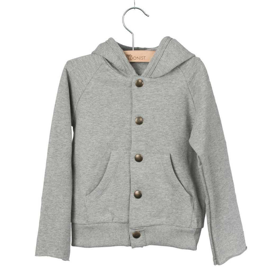 Little Hedonist Jacket Grey