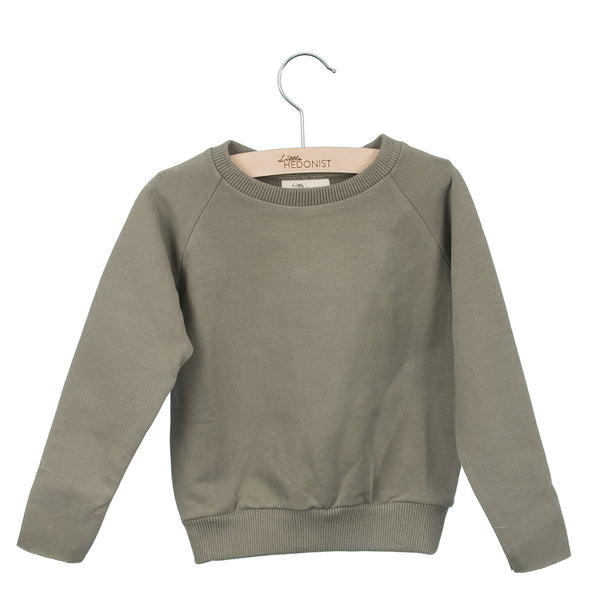 Little Hedonist Sweater Taupe