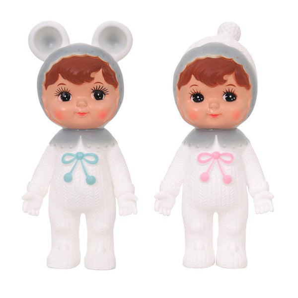 Lapin & Me Snow Baby Ears Woodland Doll