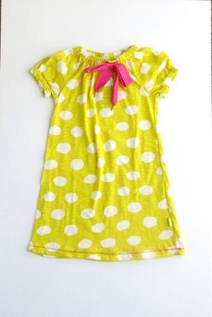 Morgan & Milo Ruby Dress Lemon
