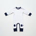 Anarkid AW17 Patch Paint Romper - Ink Navy