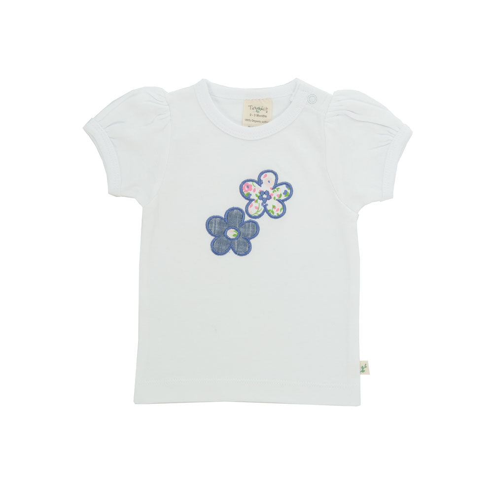 Tiny Twig Puff Sleve Tee