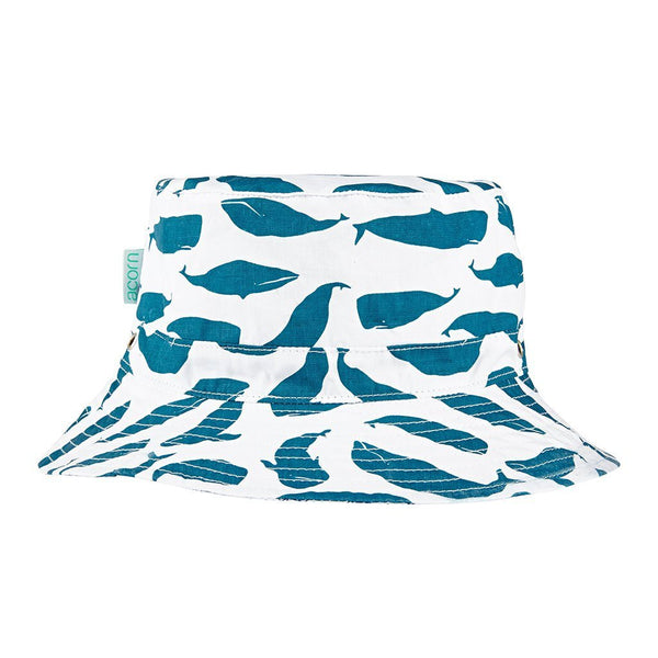 Acorn SS - Whales Reversible Bucket