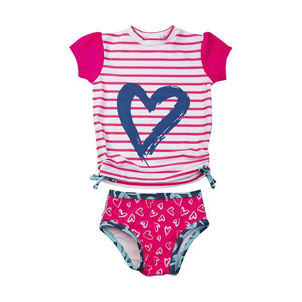 Mini Sandcrabs 2 Piece Set Love Heart Desires