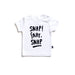 Anarkid Snap Tee White