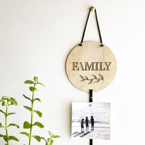 T Leaf One Family Memory Drop