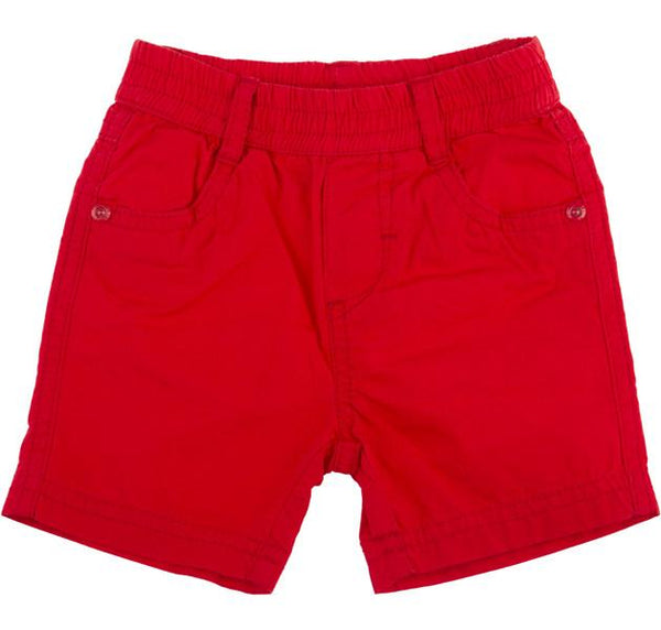 Tuc Tuc Red Bermuda Short