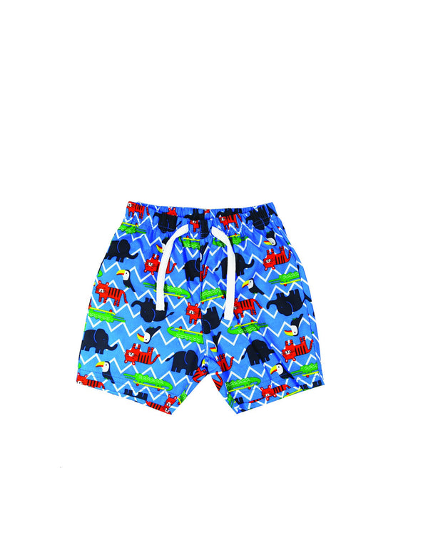 Papoose Baby Animal Skate Shorts