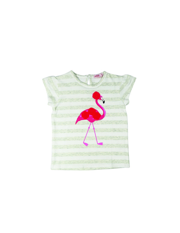 Papoose Flamingo Top - Marle