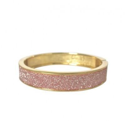 Add Hoc Mummy Sparkle Rose Bangle