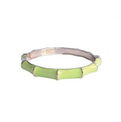 Add Hoc Bamboo Citrus Bangle