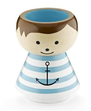 Lucie Kaas Pencil Holder - Sailor boy