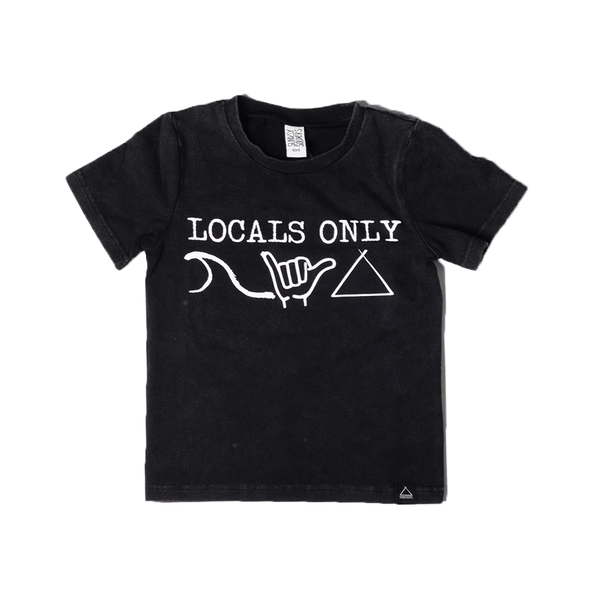 Sunday Soldiers Locals Only T Shirt