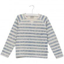 Wheat Striped Sweatshirt