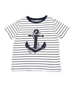 The Dragon and the Rabbit Short Sleeved Anchor Tee