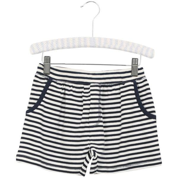 Wheat Soft Stripe Shorts