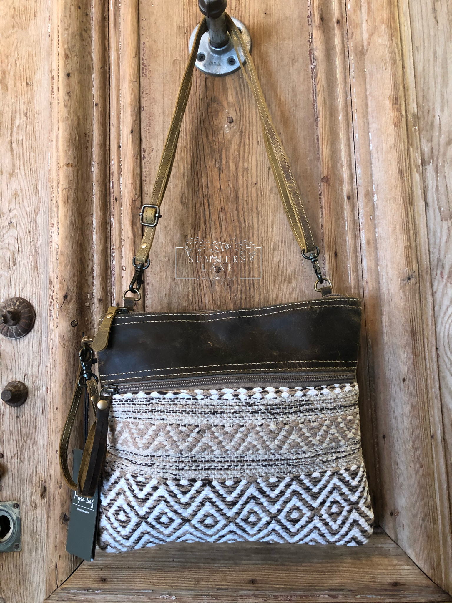 Contentment Small Crossbody Bag