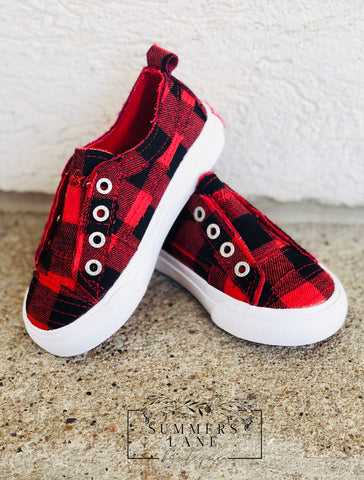 Buffalo Plaid Toddler