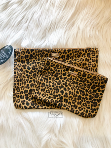 Born to Be Wild- Zipper Pouch Set